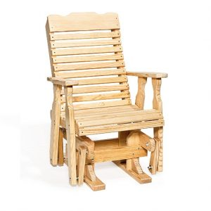 Amish Glider Chair for Sale