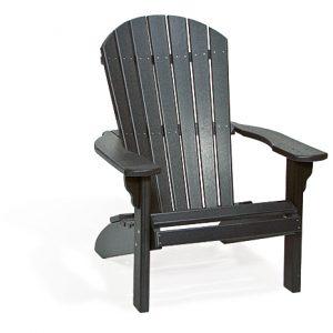black-chair