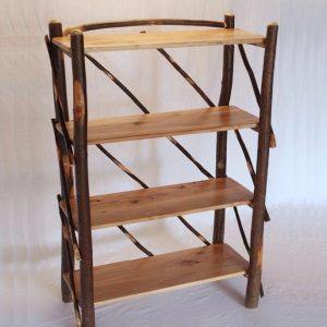 Hickory Amish Bookshelf for Sale Online