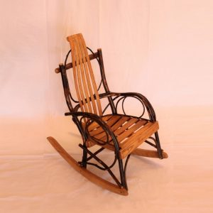 Childs Small Hickory / Oak Rocker