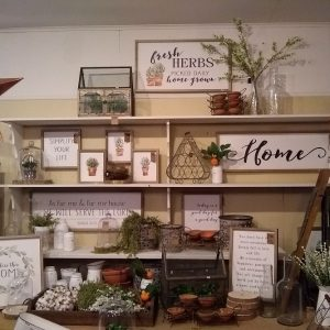 Rustic Charm & Accents