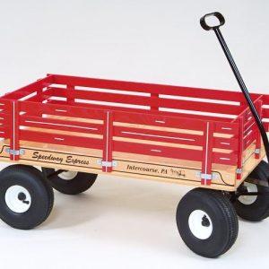 #500 Speedway Express wagon