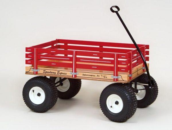 #800 Speedway Express wagon
