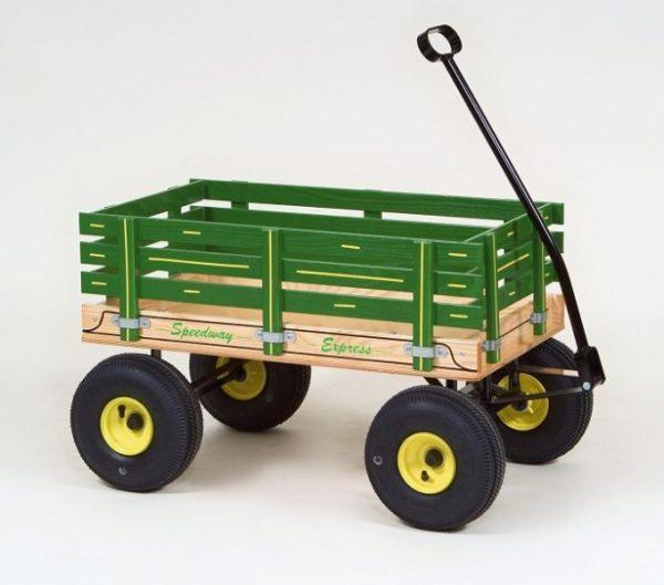 Amish Made Children's Wagon