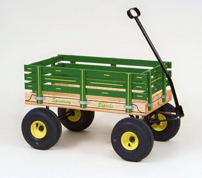 Amish Made Children's Wagon