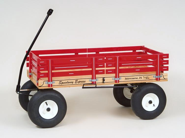 630 speedway express wagon with brake carriage house furnishings