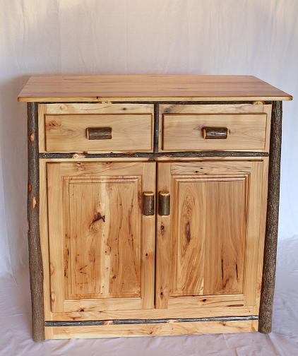 hickory kitchen island carriage house furnishings rustic hickory kitchen island g day org