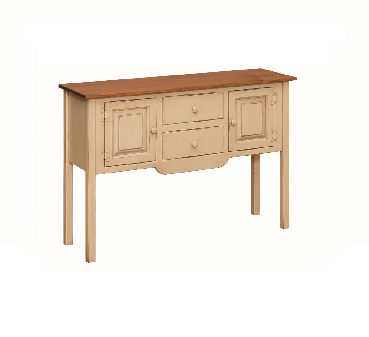 Sofa Table With Maple Top