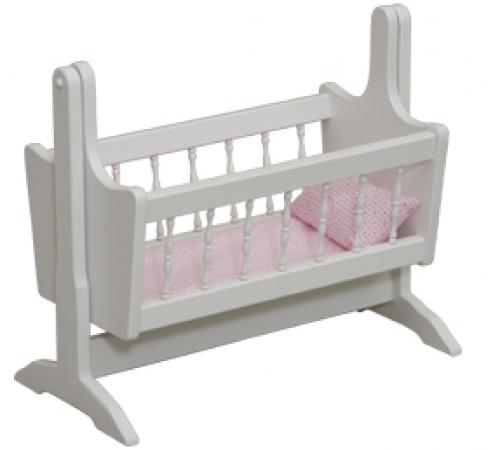 Swinging Doll Cradle