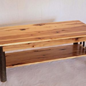 Genial Hickory Coffee Table