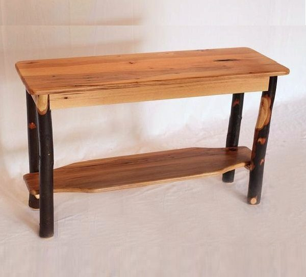 Hickory Sofa Table