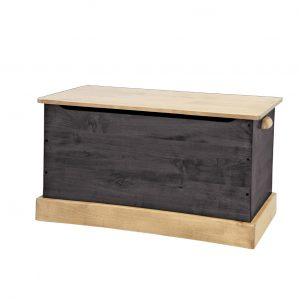 Black Amish Made Toy Chest for Sale