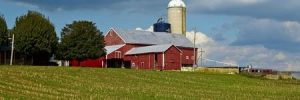 Watch an Amish Community Raise a Barn in Just 10 Hours
