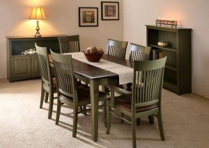 Warm Up Around a New Dining Set this Winter