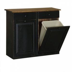 Wastebaskets & Folding Tables