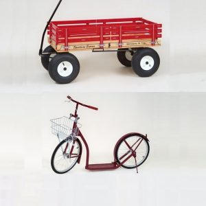 Wagons & Scooters