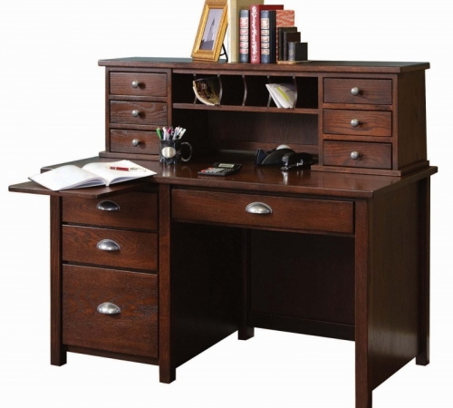 Eshton Oak Desk