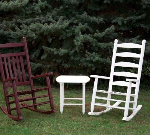 Ashwood Painted Rockers