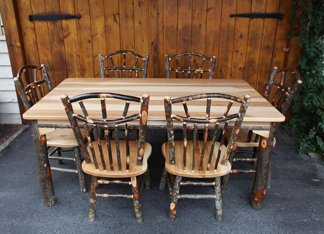 Hickory Wood Furniture