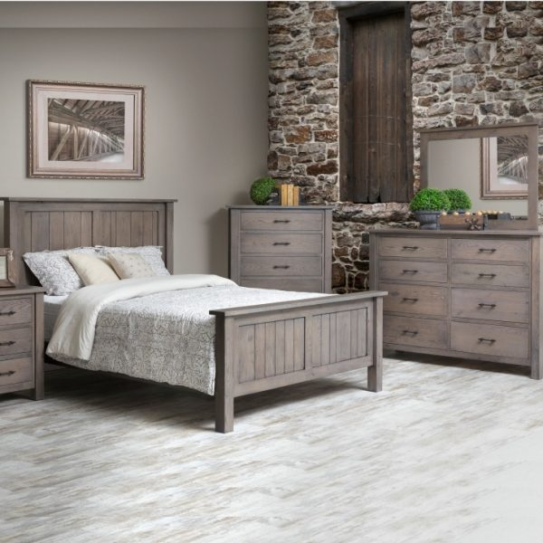Amish Made Bed Furniture in Lancaster PA