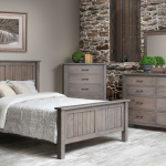 Amish bedroom heirloom furniture