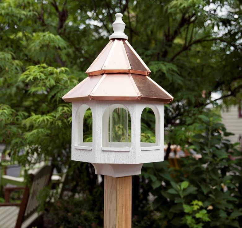 Bird House from Carriage House Furnishings