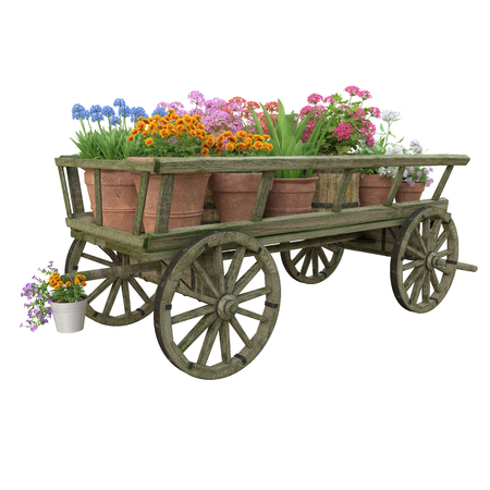 Creative Ways to Use a Wagon