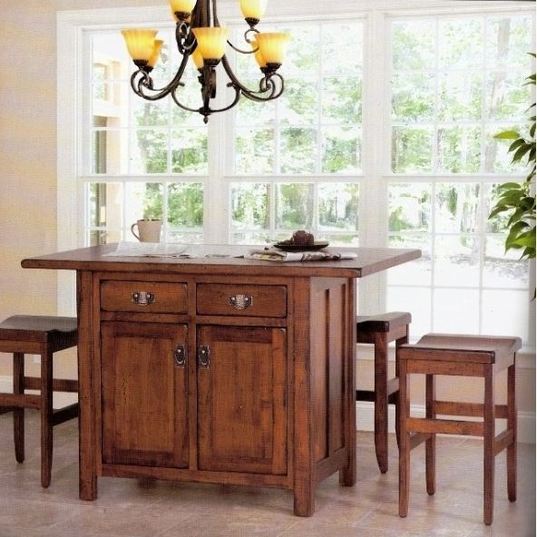 Amish Kitchen Islands in Lancaster, PA