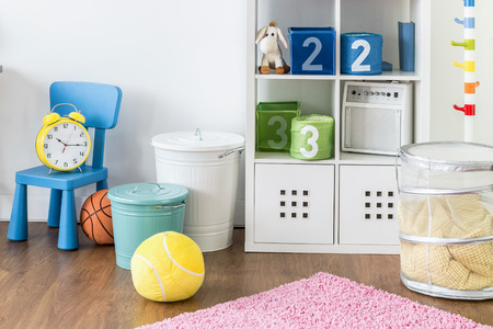 Organization Tips for Children's Playroom